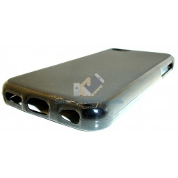 Capa de Gel Preto Iphone 5...