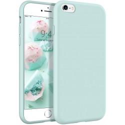 Capa Silky Menta Iphone 6/6S