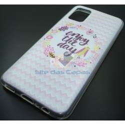 Capa Gel Enjoy Samsung...