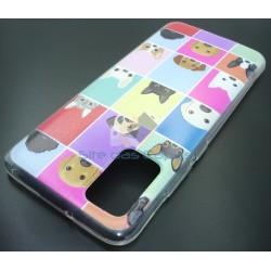 Capa Gel Animals Samsung...
