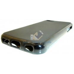 Capa de Gel Preto Iphone 5C