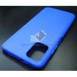 Capa Gel Azul Redmi 9T