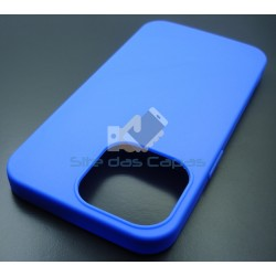 Capa Gel Azul Iphone 13 Pro