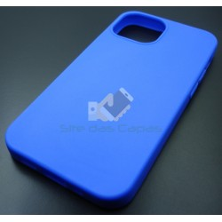 Capa Gel Azul Iphone 13 Mini