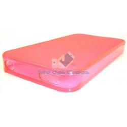 Capa de Gel Rosa Iphone 4 4S