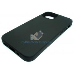 Capa Gel Preto Iphone 13 Mini