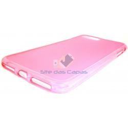 Capa Gel Rosa Iphone 7 Plus...