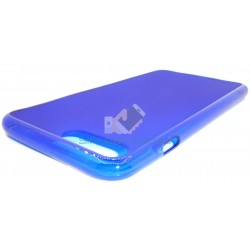 Capa Gel Azul Iphone 7 Plus...