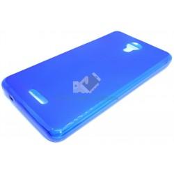 Capa de Gel Azul Wiko Jerry 2
