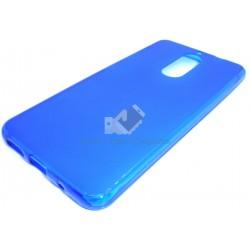 Capa de Gel Azul Wiko View XL