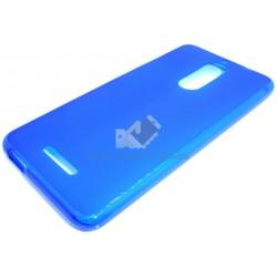 Capa de Gel Azul Wiko View
