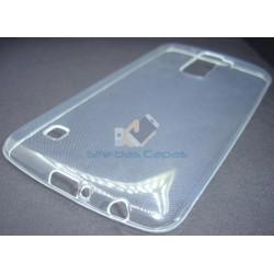Capa de Gel Ultra Fina LG K10
