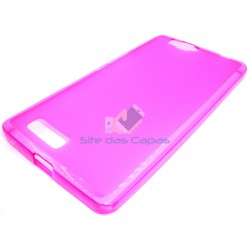 Capa de Gel Rosa MEO Smart A90