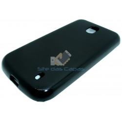 Capa de Gel Preto Nokia 1