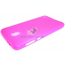 Capa de Gel Rosa Nokia 2