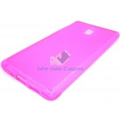 Capa de Gel Rosa Nokia 3