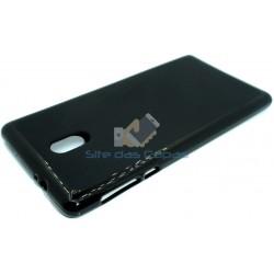 Capa de Gel Preto Nokia 3