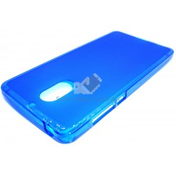 Capa de Gel Azul Nokia 6
