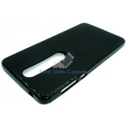 Capa de Gel Preto Nokia 6.1