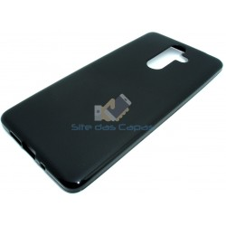 Capa de Gel Preto Nokia 7 Plus
