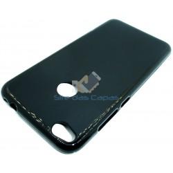 Capa de Gel Preto Huawei P8...