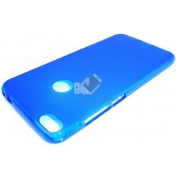 Capa de Gel Azul Huawei P8...