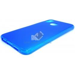 Capa de Gel Azul Xiaomi Mi 8