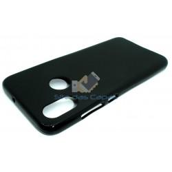 Capa de Gel Preto Xiaomi Mi 8