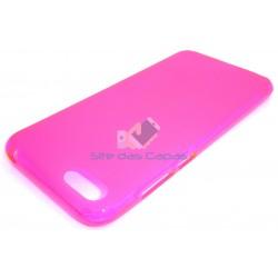 Capa de Gel Rosa Huawei Y5...