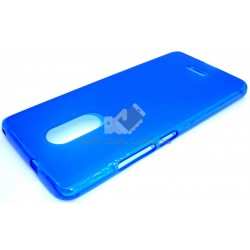 Capa de Gel Azul Alcatel 3C