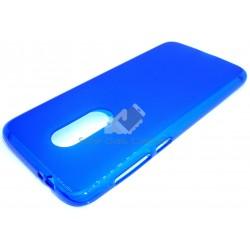 Capa de Gel Azul Alcatel 3