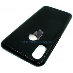 Capa Gel Preto Xiaomi Mi A2...