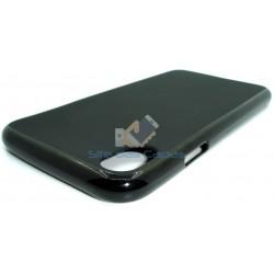 Capa de Gel Preto Iphone XR