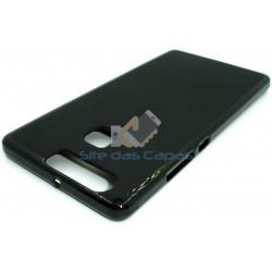 Capa de Gel Preto Huawei P9