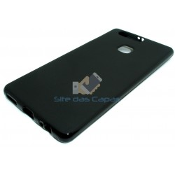 Capa de Gel Preto Huawei P9...