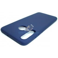 Capa Soft Gel Azul Huawei...