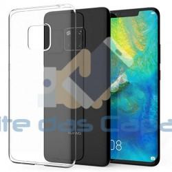 Capa Gel Ultra Fina Huawei...