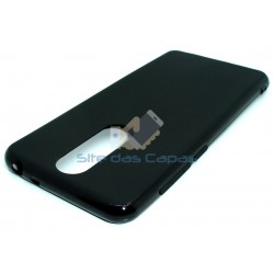Capa de Gel Preto Alcatel 3...