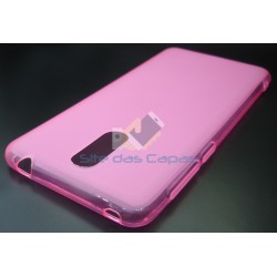 Capa De Gel Rosa Alcatel 1X...