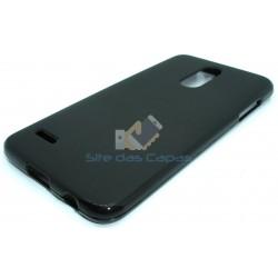 Capa de Gel Preto LG K11Plus