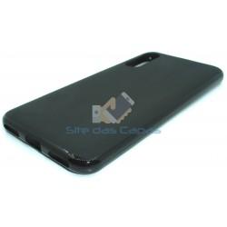 Capa de Gel Preto Xiaomi Mi A3