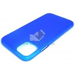 Capa de Gel Azul Iphone 11
