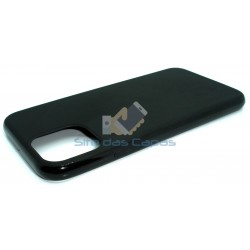 Capa de Gel Preto Iphone 11...