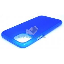 Capa de Gel Azul Iphone 11 Pro