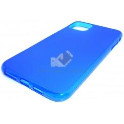 Capa de Gel Azul Iphone 11...