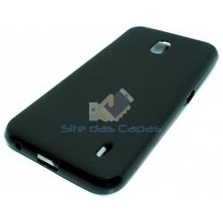 Capa de Gel Preto Nokia 2.2