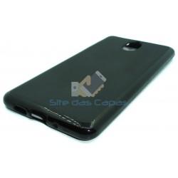 Capa de Gel Preto Nokia 3.1