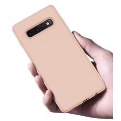 Capa Silky Bege Samsung...