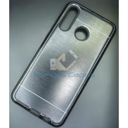 Capa de Metal Preto Huawei...