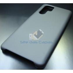 Capa Silky Preto Huawei P30...